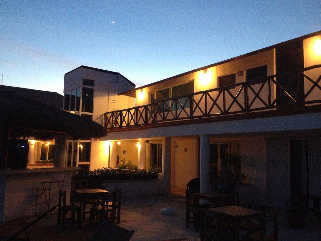 Great hotel in Playa Del Carmen